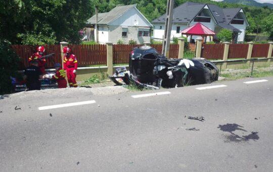 Accident în județul Mureș! Șase persoane au fost rănite