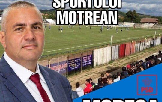 O nouă echipă de fotbal, la Motru