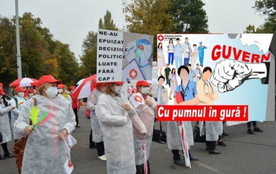 Sanitas București nemulțumit de propunerea guvernanților