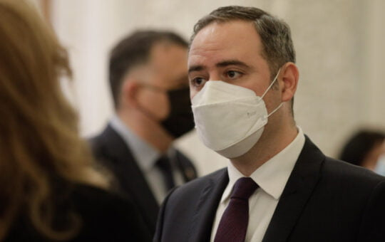Reacția lui Alexandru Nazare după revocarea din funcție