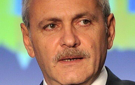 Decizie: Liviu Dragnea, eliberat condiționat