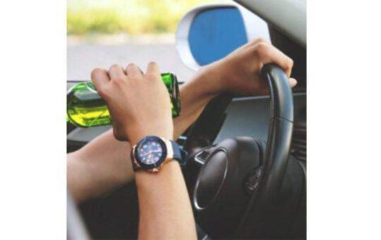 Reținut pentru mai multe nereguli săvârșite în trafic