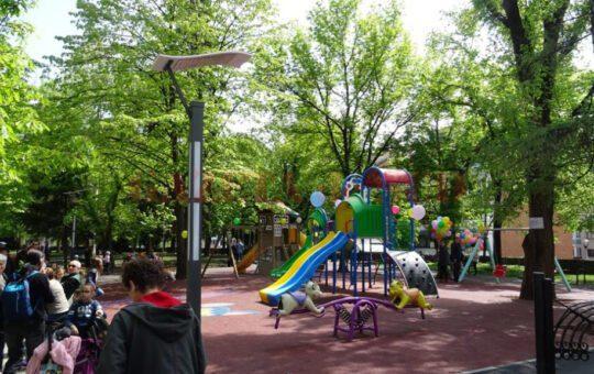 Constructorul locurilor de joacă pentru copii, din Craiova, executat silit