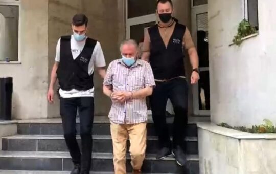 Medicul chirurg, Gheorghe Neață, rămâne în arest