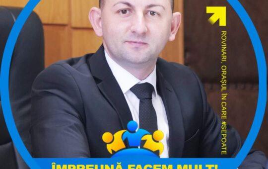 Vezi ce solicitare are primarul din Rovinari, Robert Filip, pentru premierul Cîțu!