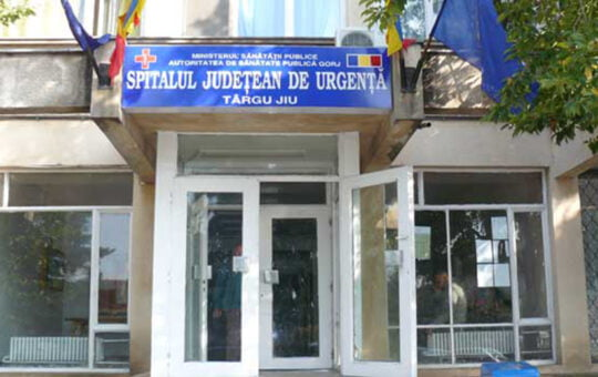 Percheziții la SJU Târgu Jiu