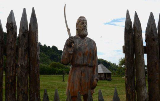 Tabăra de sculptură de la Polovragi, un adevărat succes