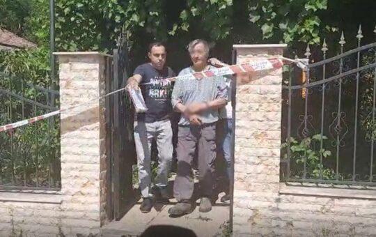 Crimă cumplită în Argeș