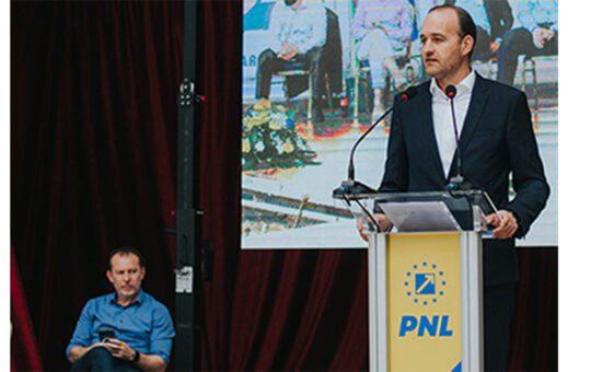 Vîlceanu, ales președinte al PNL Gorj