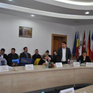 Vot controversat în Consiliul Local Târgu Jiu